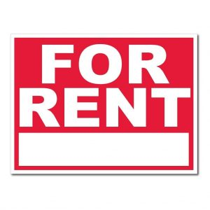 how can you rent your house in el paso?